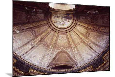Interior of Cathedral of John the Baptist and Saint Remigio--Mounted Giclee Print
