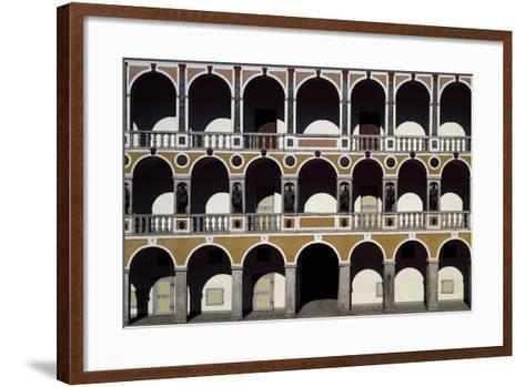 Loggia, Brixen Palace, Trentino-Alto Adige Italy, 16th Century--Framed Art Print