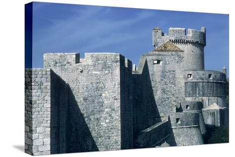View of the North Walls--Stretched Canvas Print