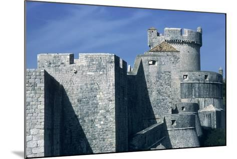 View of the North Walls--Mounted Photographic Print