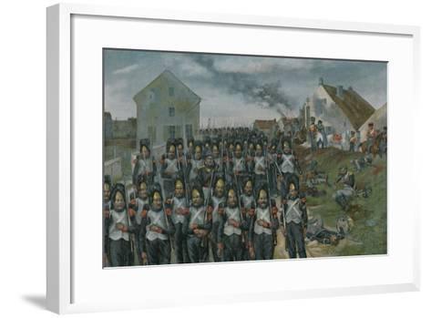 Campaign of France--Framed Art Print