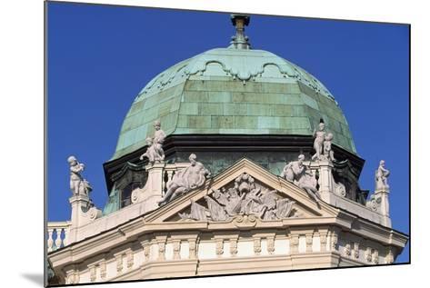 Austria, Vienna, Upper Belvedere Palace--Mounted Giclee Print