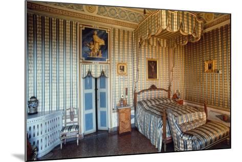 Apartment of St Charles Borromeo, Masino Castle, Caravino, Piedmont, Italy--Mounted Giclee Print