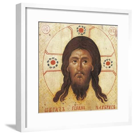 The Holy Face of Jesus Christ--Framed Art Print