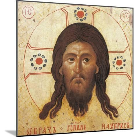 The Holy Face of Jesus Christ--Mounted Giclee Print
