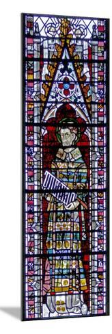 Window W2 Depicting St Lawrence--Mounted Giclee Print