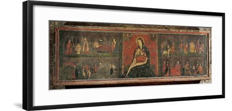 Frontal of Tordesillas, Gothic--Framed Art Print