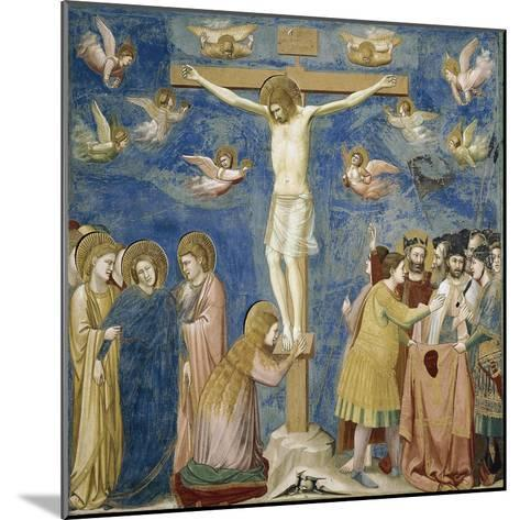 Crucifixion, Detail from Life and Passion of Christ--Mounted Giclee Print