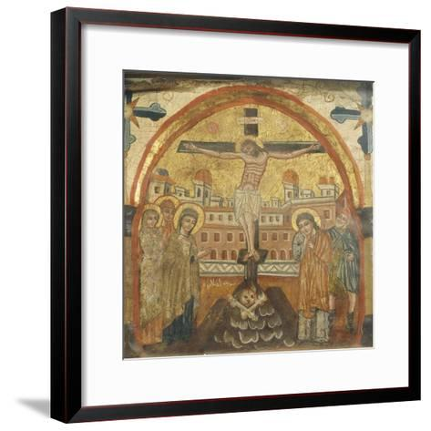 The Crucifixion--Framed Art Print