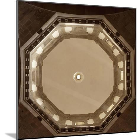 Interior of Dome, 1509-1514--Mounted Giclee Print