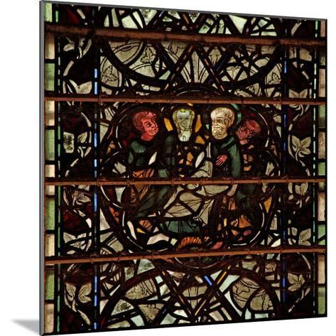 Window W60 Depicting a Scene from the Life of St Paul--Mounted Giclee Print