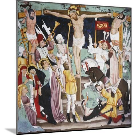 Crucifixion, Life of Christ--Mounted Giclee Print