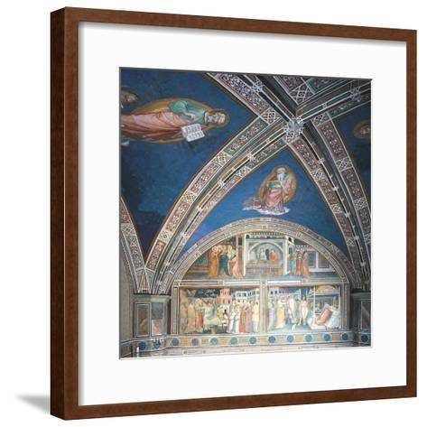 Episodes from Life of St. Matthew, 1390-1399--Framed Art Print