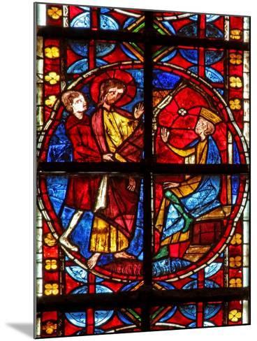 Window W210 Depicting St James before Herod--Mounted Giclee Print