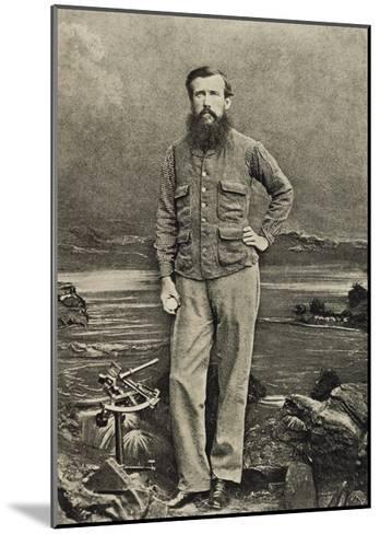 John Hanning Speke--Mounted Giclee Print