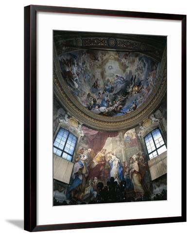 Frescoes--Framed Art Print