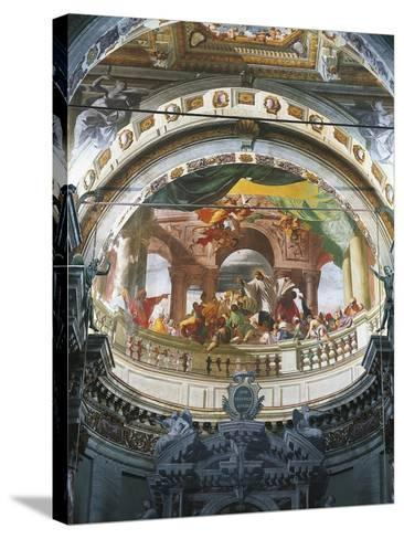 Apotheosis of St. Francis Xavier, 1676-1679--Stretched Canvas Print