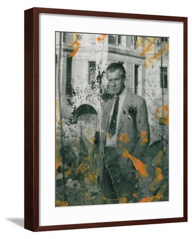 Peter Lacy--Framed Art Print