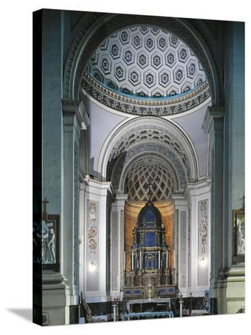 Chapel of Santissimo Sacramento, Palermo Cathedral, Palermo, Sicily, Italy--Stretched Canvas Print