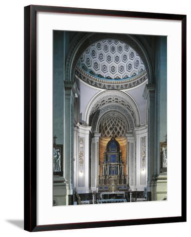 Chapel of Santissimo Sacramento, Palermo Cathedral, Palermo, Sicily, Italy--Framed Art Print