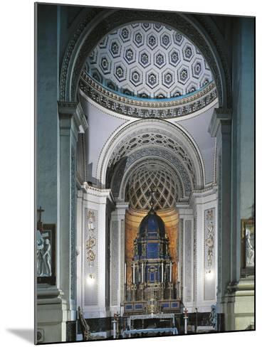 Chapel of Santissimo Sacramento, Palermo Cathedral, Palermo, Sicily, Italy--Mounted Giclee Print