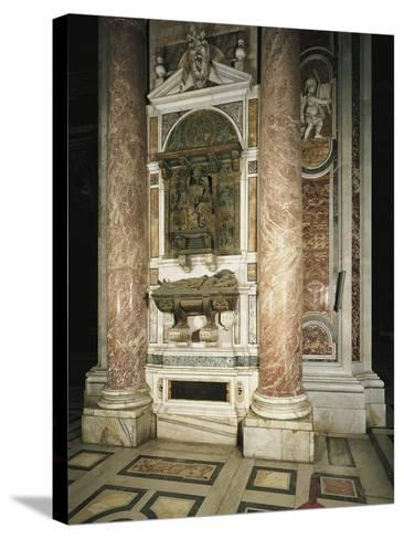 Tomb of Innocent VIII, 1493-1497--Stretched Canvas Print