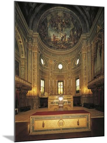High Altar with Apse, Basilica of St Andrew--Mounted Giclee Print