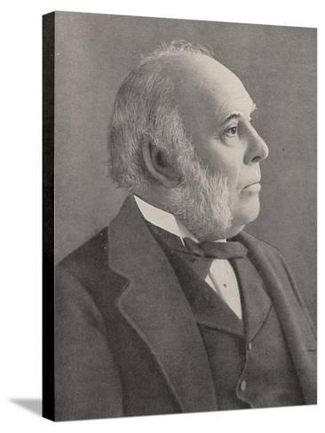 William Henry Smith--Stretched Canvas Print