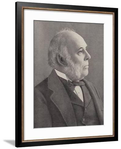 William Henry Smith--Framed Art Print