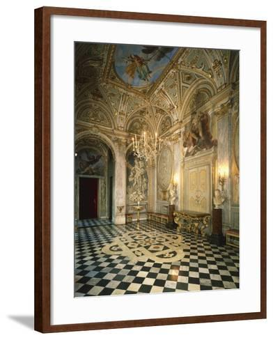 Chapel Gallery--Framed Art Print