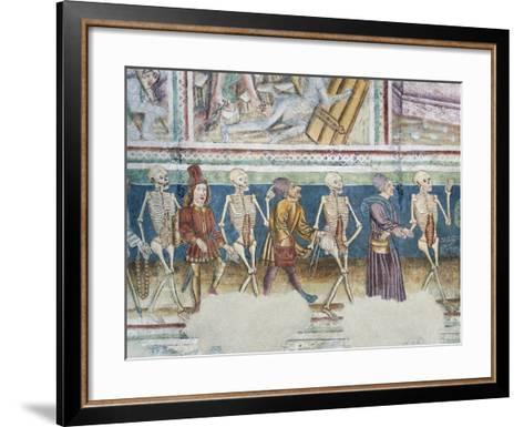 Hrastovlje Fortified Church--Framed Art Print