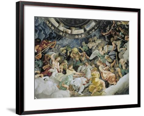 Gods of Olympus--Framed Art Print