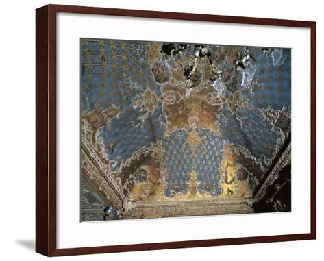 Four Seasons Room in Palazzo Madama, Turin, Italy, 13th-17th Century--Framed Art Print
