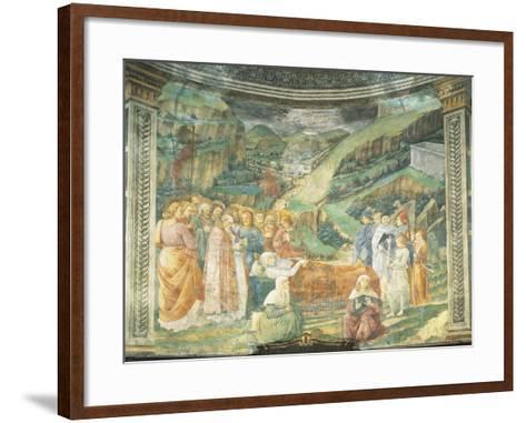 Translation of the Virgin Mary--Framed Art Print