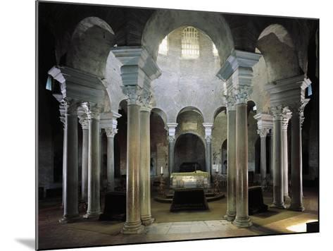Twelve Pairs of Granite Columns Supporting Dome, Mausoleum of St Constance, Rome, Italy--Mounted Giclee Print