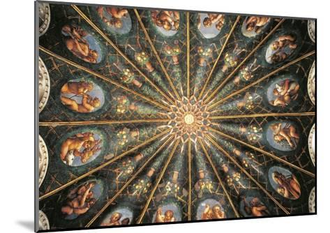 Decoration from St. Paul's Chamber or Abbess' Chamber--Mounted Giclee Print