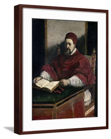 Pope Gregory XV--Framed Art Print
