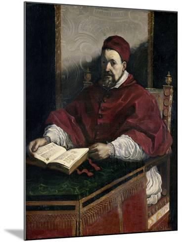 Pope Gregory XV--Mounted Giclee Print