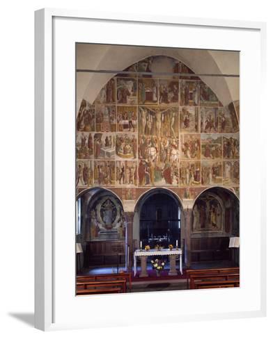 Life of Jesus--Framed Art Print
