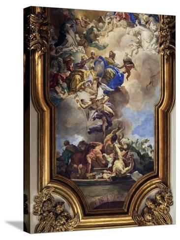 Triumph of Faith over Heresy of Dominicans--Stretched Canvas Print
