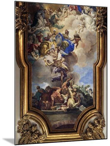 Triumph of Faith over Heresy of Dominicans--Mounted Giclee Print