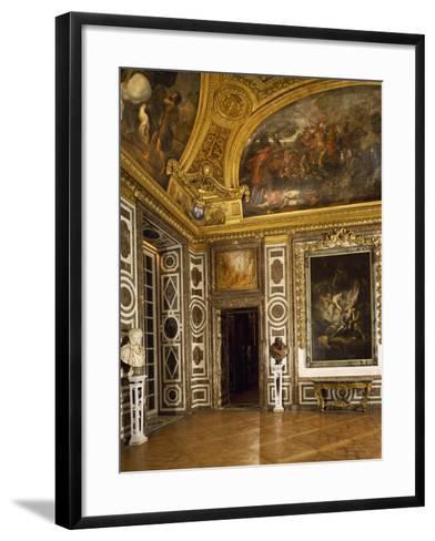 Salon of Diana, Palace of Versailles, France--Framed Art Print