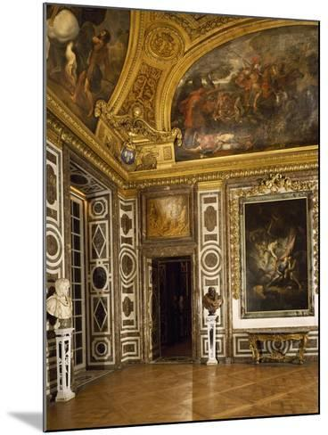 Salon of Diana, Palace of Versailles, France--Mounted Giclee Print
