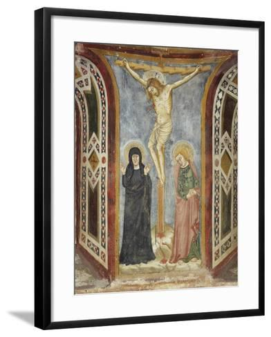 Crucifixion--Framed Art Print