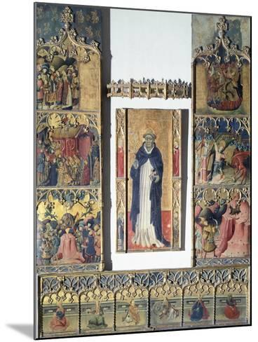 Altarpiece of San Michele--Mounted Giclee Print