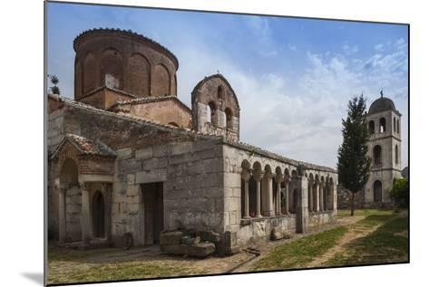Albania, Fier, Ruins of Apollonia, Byzantine Monastery and Museum-Walter Bibikow-Mounted Photographic Print