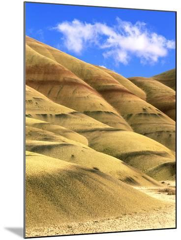 Painted Hills Unit, John Day Fossil Beds National Monument, Oregon-Howie Garber-Mounted Photographic Print