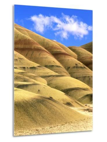 Painted Hills Unit, John Day Fossil Beds National Monument, Oregon-Howie Garber-Metal Print