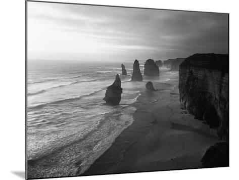 Australia, Victoria, the Twelve Apostles in Port Campbell NP-Greg Probst-Mounted Photographic Print