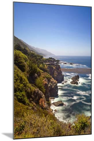 The Big Sur Coastline of California-Andrew Shoemaker-Mounted Photographic Print